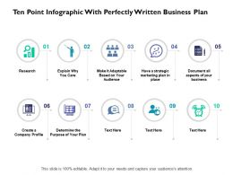 ten_point_infographic_with_perfectly_written_business_plan_Slide01