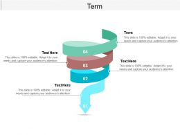 Term Ppt Powerpoint Presentation Gallery Example Introductioncpb