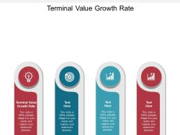 Terminal Value Growth Rate Ppt Powerpoint Presentation Icon Guide Cpb