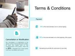 Terms And Conditions Management Ppt Powerpoint Presentation Portfolio