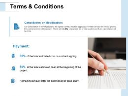 Terms And Conditions Payment Ppt Powerpoint Presentation Layouts Gridlines