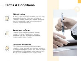 Terms And Conditions Ppt Powerpoint Presentation Layouts Files