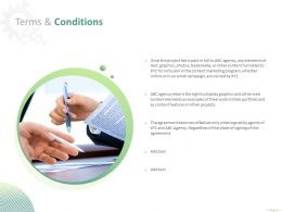 Terms And Conditions Strategy A893 Ppt Powerpoint Presentation Model Graphics Pictures