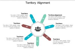 Territory Alignment Ppt Powerpoint Presentation Slides Examples Cpb