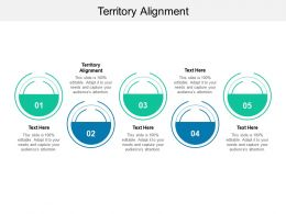 Territory Alignment Ppt Powerpoint Presentation Summary Graphics Template Cpb