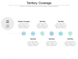 Territory Coverage Ppt Powerpoint Presentation Infographic Template Good Cpb