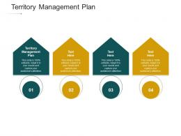 Territory Management Plan Ppt Powerpoint Presentation Layouts Clipart Images Cpb