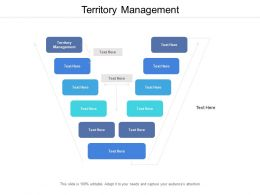 Territory Management Ppt Powerpoint Presentation Inspiration Slides Cpb