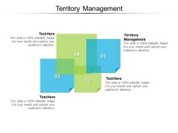 Territory Management Ppt Powerpoint Presentation Show Slideshow Cpb