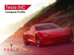 Tesla Inc Company Profile Overview Financials And Statistics From 2014-2018