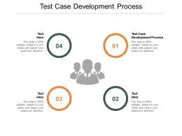 Test Case Development Process Ppt Powerpoint Presentation Professional Cpb
