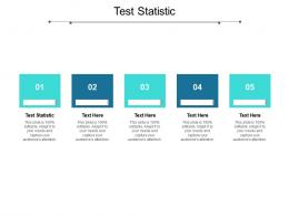 Test Statistic Ppt Powerpoint Presentation Model Cpb