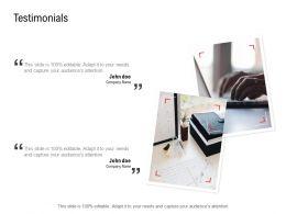 Testimonials Technology Ppt Powerpoint Presentation Portfolio Inspiration