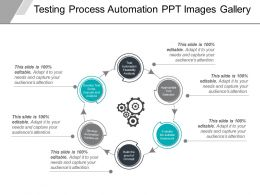Testing Process Automation Ppt Images Gallery
