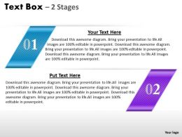 Text Box 2 Stages 20