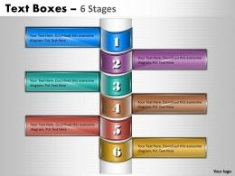 Text Boxes 6 Stages 40
