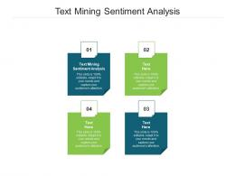 Text Mining Sentiment Analysis Ppt Powerpoint Presentation Styles Styles Cpb