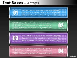 Textbox 4 Stages 33