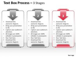Textbox Illustrating Strategies Deal Success Ppt Powerpoint Slides