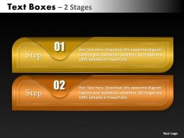 Textboxes 2 Stages 25