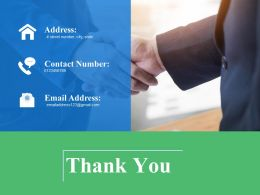 Thank You 10 Principles In Leading Change Control Ppt Summary Vector