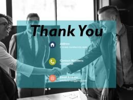 Thank You At Kearney Strategy Chessboard Powerpoint Presentation Slides