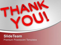Thank You Business Concept Powerpoint Templates Ppt Themes And Graphics 0313