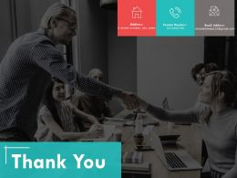 Thank You Company Operations Ppt Powerpoint Presentation Summary Portrait