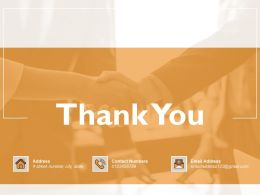 Thank You Data Management Ppt Powerpoint Presentation Gallery Infographic Template