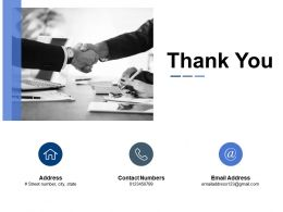 Thank You Data Migration Steps Ppt Powerpoint Presentation Gallery Guide