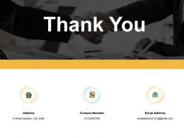 Thank You Demand Generation Campaigns Ppt Powerpoint Presentation Icon Show