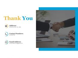 Thank You Door To Door Selling Ppt Infographics Example Introduction