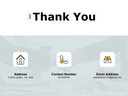 Thank You Employee Annual Analysis Ppt Powerpoint Presentation Infographic Template Graphics