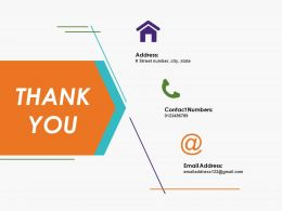 Thank You Example Ppt Presentation