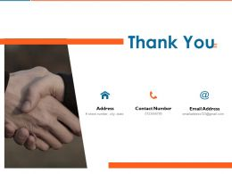 Thank You Pitch Deck To Raise Funding From Convertible Notes Ppt Powerpoint Presentation File