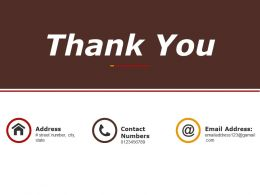 Thank You Powerpoint Graphics Template 1
