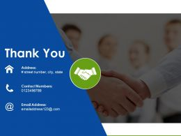 Thank You Powerpoint Presentation Examples Template 1