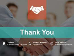 Thank You Powerpoint Slide Designs Template 1