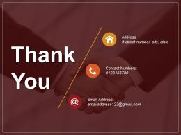 Thank You Powerpoint Slide Templates Download