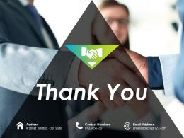 Thank You Powerpoint Templates  Download