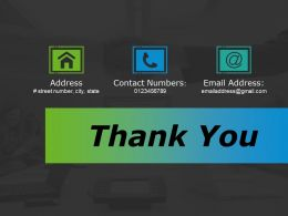 Thank You Ppt Examples Template 1