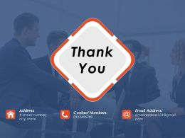 Thank You Ppt Images Gallery Template 1