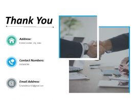 Thank You Ppt Inspiration Templates