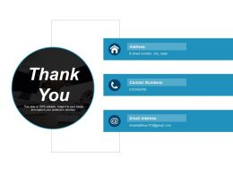 Thank You Ppt Layouts Background Designs