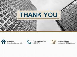 Thank You Ppt Pictures Vector