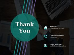 Thank You Ppt Powerpoint Presentation Gallery Visuals