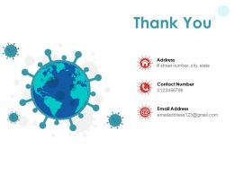 Thank You Ppt Powerpoint Presentation Infographic Template Example 2015