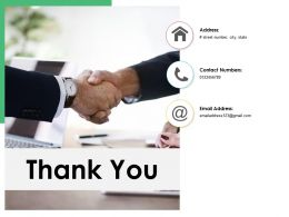 Thank You Ppt Powerpoint Presentation Show Slides