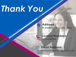 Thank You Ppt Professional