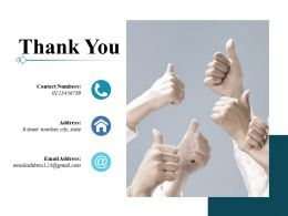 Thank You Ppt Professional Graphics Design